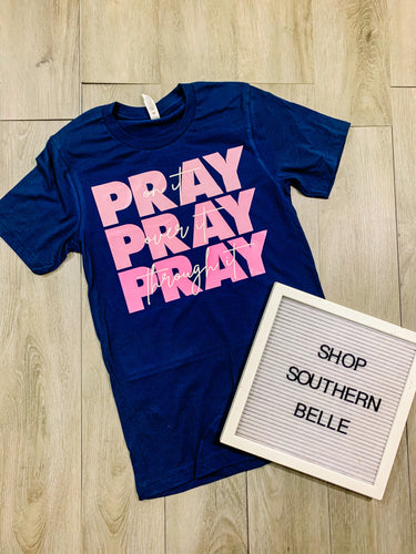 Pray Over It Short Sleeve