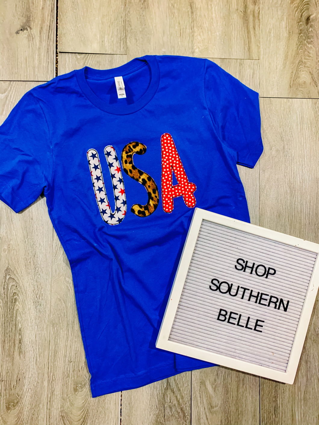 USA Soft T Short Sleeve and Long Sleeve
