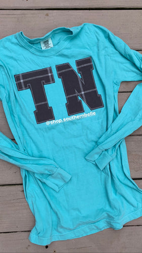 TN Comfort Color Long Sleeve  T