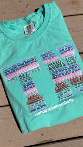 Comfort Color TN Short Sleeve T - The Monogram Shoppe KY