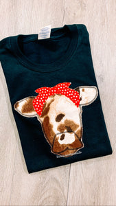 Cow Soft Short Sleeve and Long Sleeve