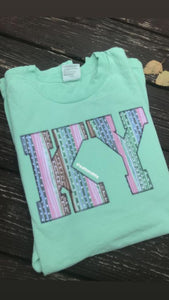 Island Reef Comfort Color Floral KY - The Monogram Shoppe KY