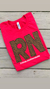 RN Soft Short Sleeve T - The Monogram Shoppe KY