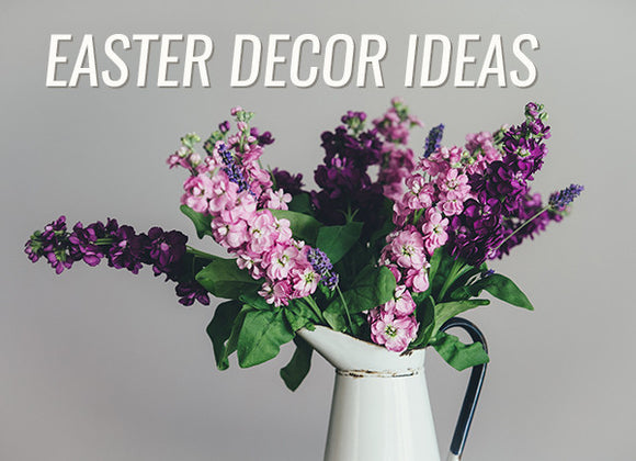 Easter decor ideas - Ski Country Antiques