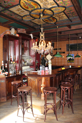 antique bar belgium ski country
