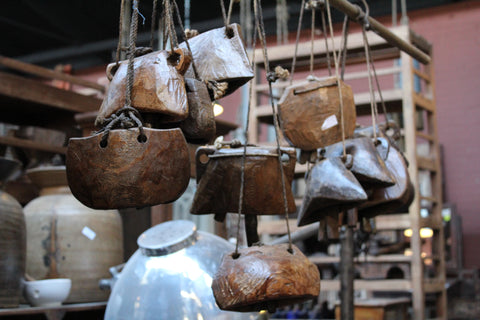 antique cowbells ski country antiques
