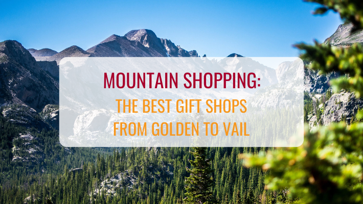Best gift shop: Golden to Vail