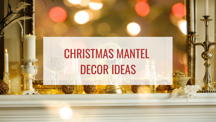 Discover our favorite Christmas mantelpiece decor ideas to help you style your mantel this Christmas