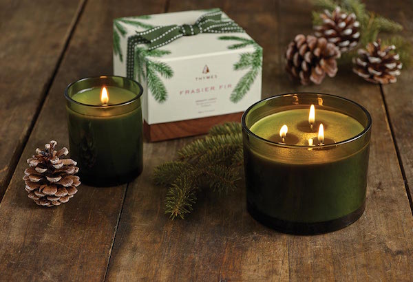 Scents of the Season - Thymes Frasier Fir