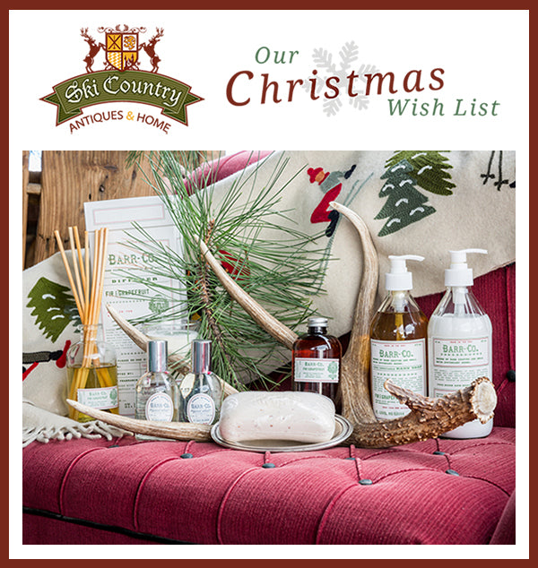 Scents of the Season - Barr Co