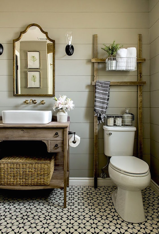 Beautiful bathroom - interior design inspiration