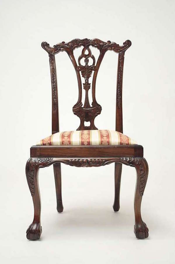 Identifying Antique Chairs - Chippendale - Identifying Antique Chairs - Ski Country Antiques & Home
