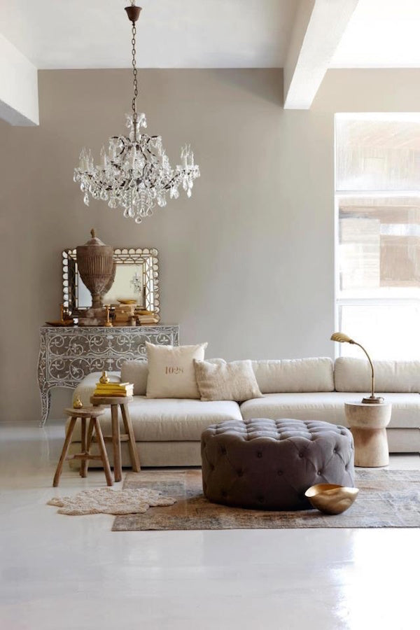 Living Room Antique Decor Ideas