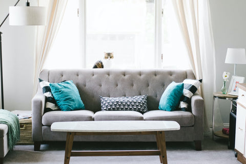 Bring bright tones and soft pastels into your home decor this spring