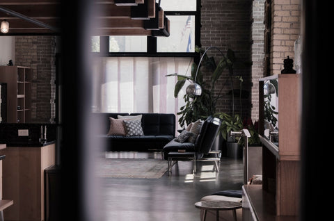 We are loving the industrial style for your home this year