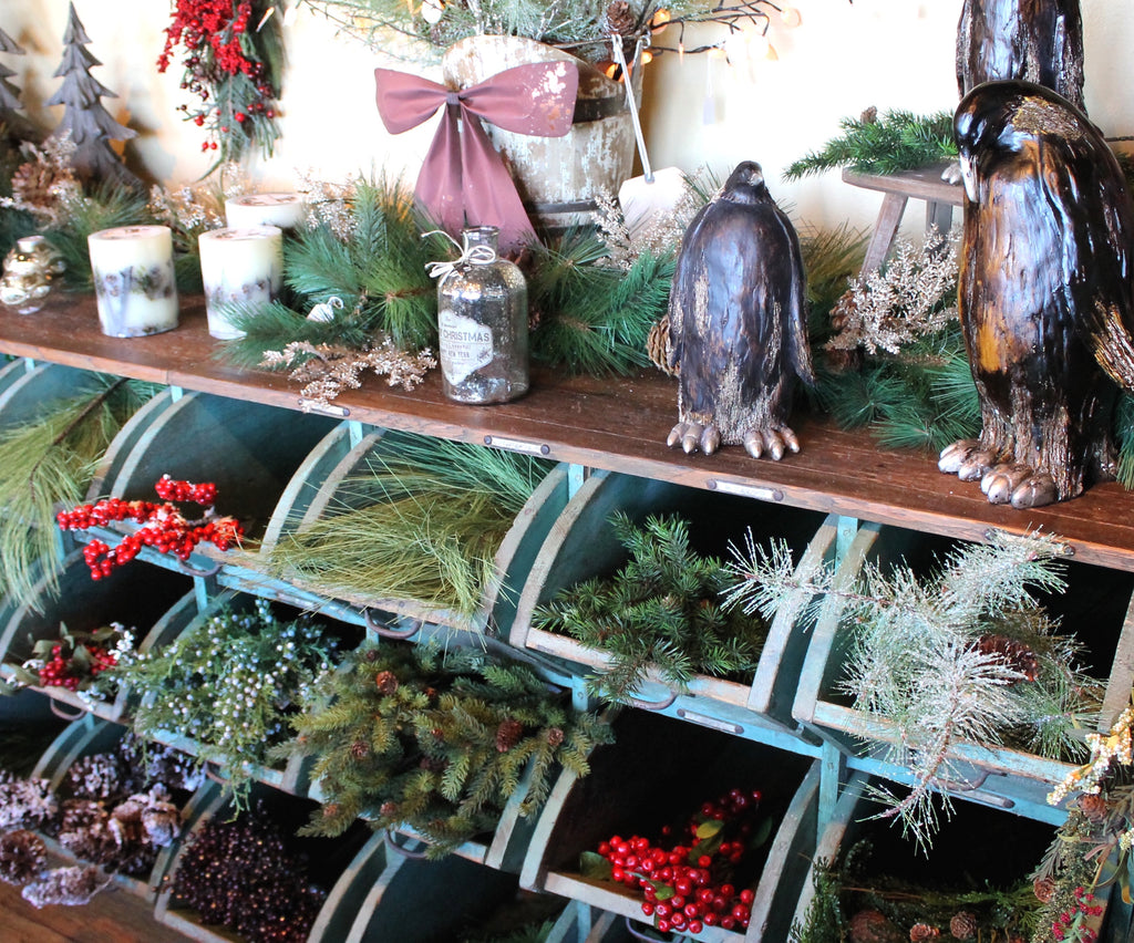 Xmas decorations - Ski Country Antiques & Home