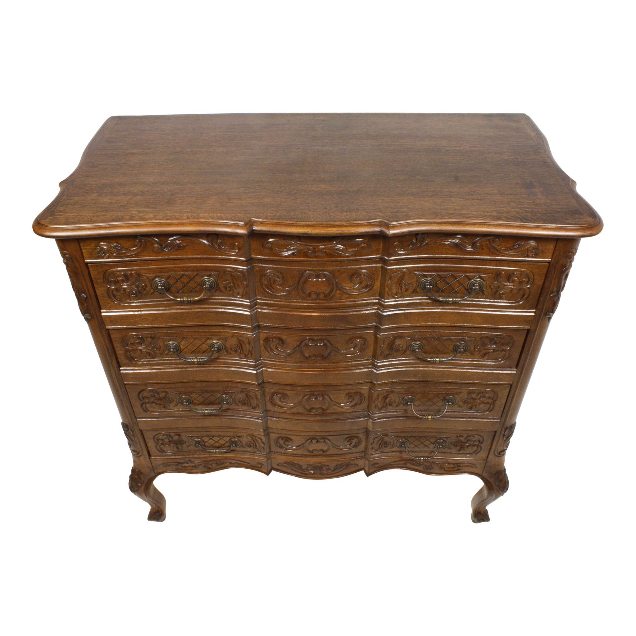 French Four Drawer Commode