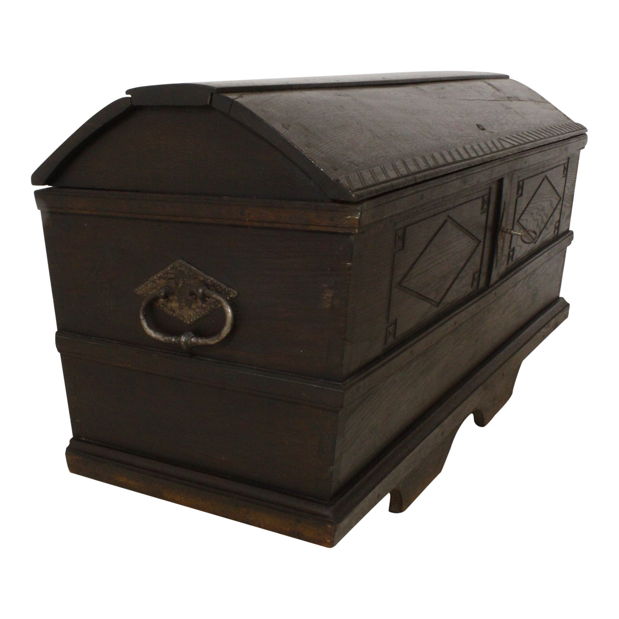 19th Century German Trunk (1stdibs)