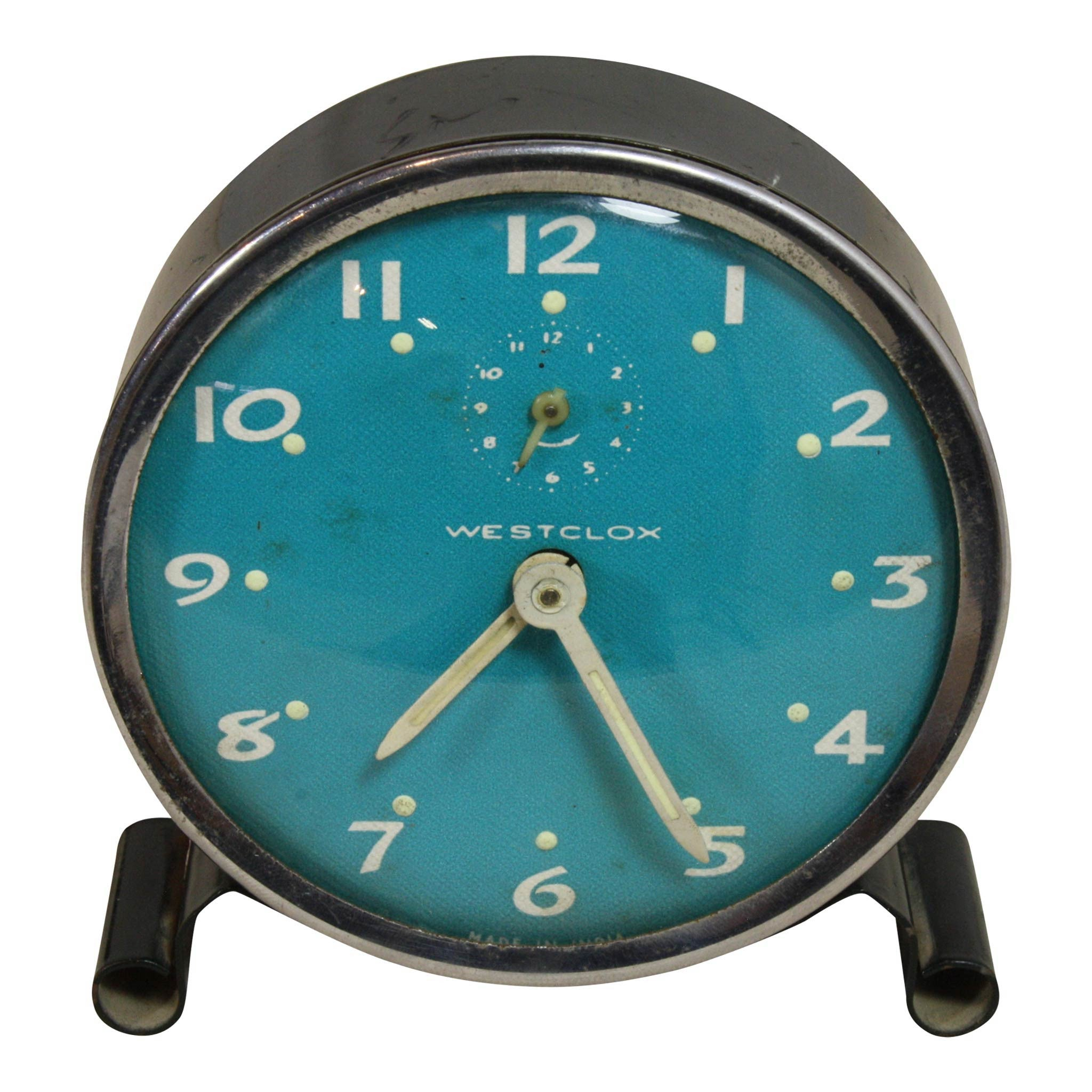 ski-country-antiques - Vintage Westclox Alarm Clock