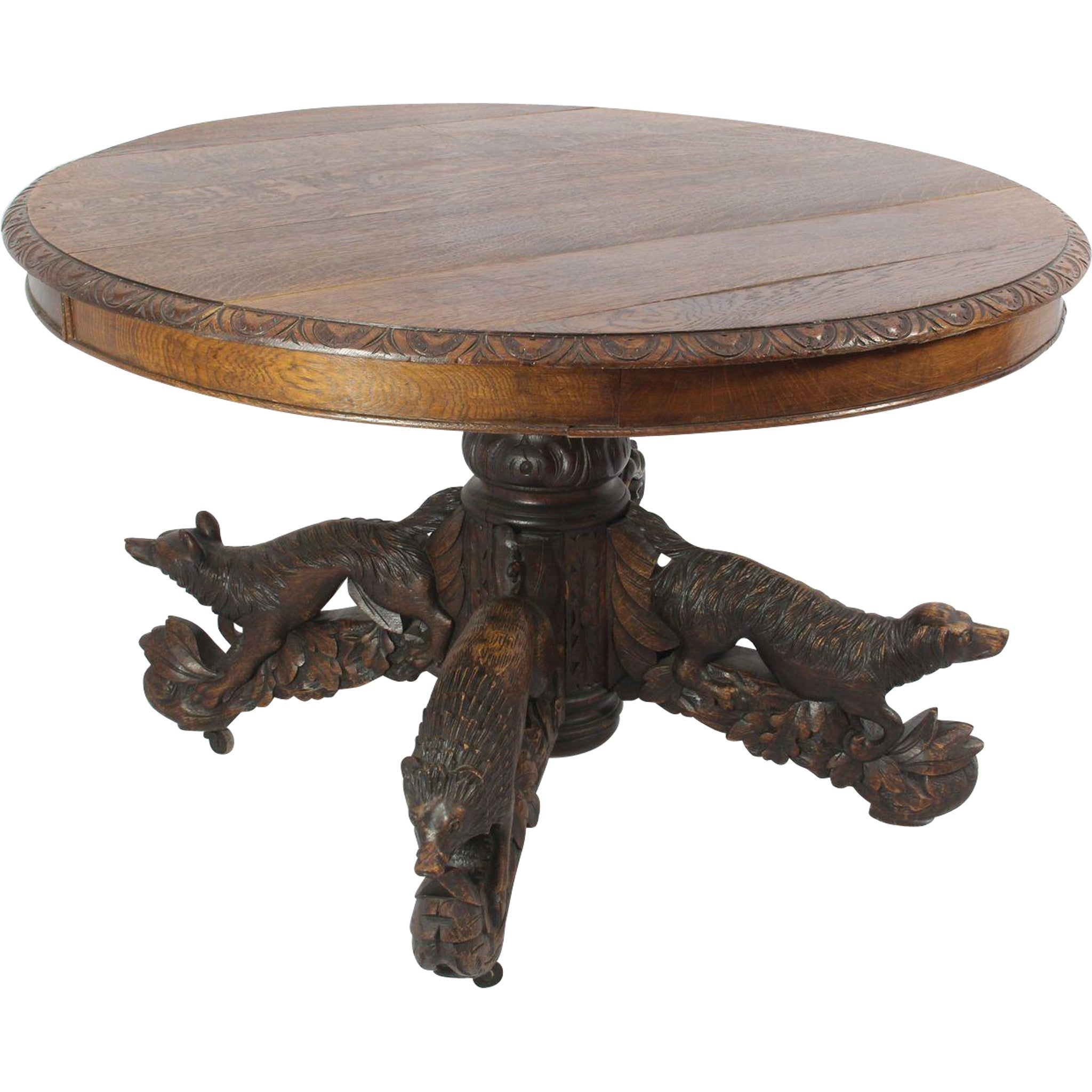 Hunt Table (1890)
