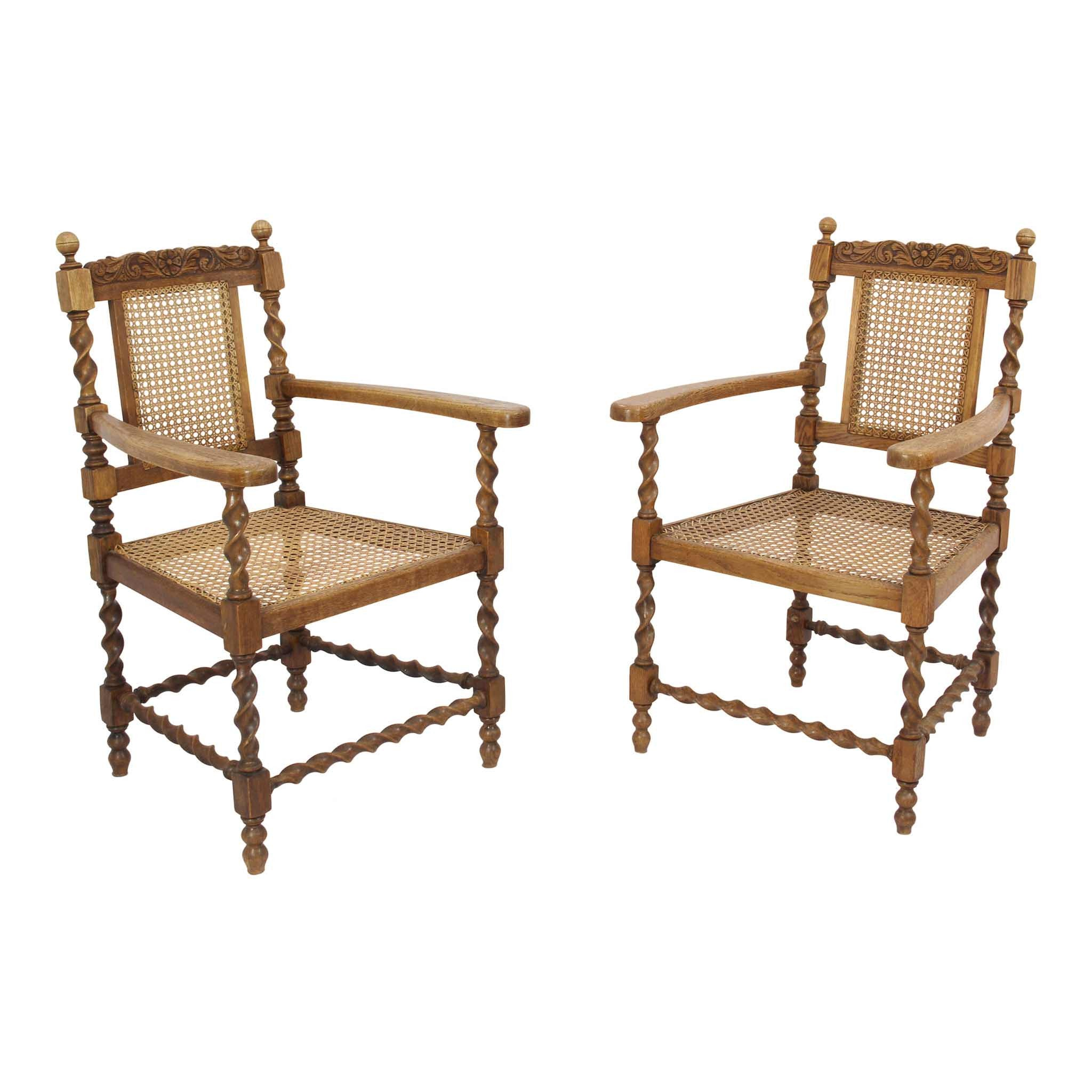 Arm Chairs Set of 2