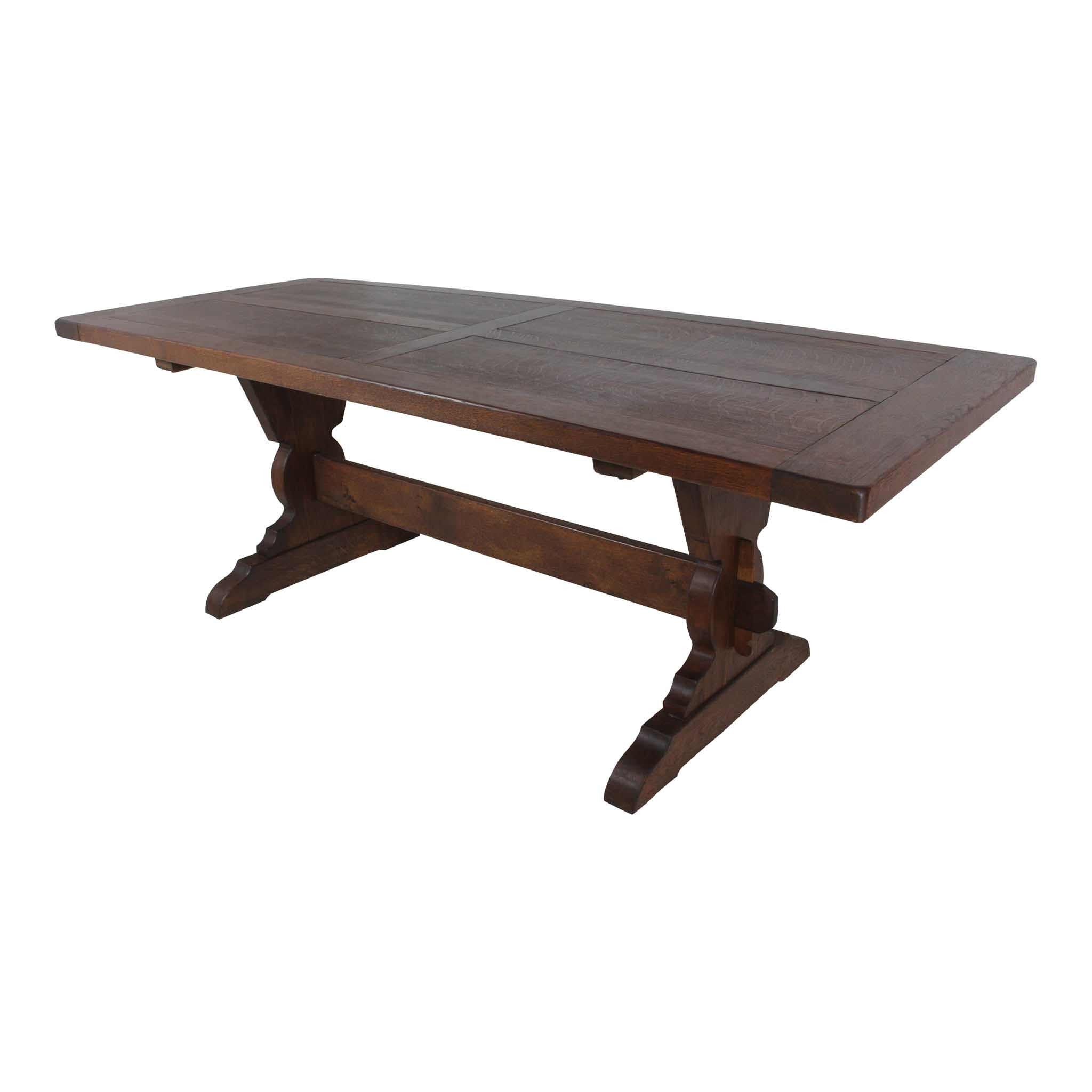 Belgian Trestle Table