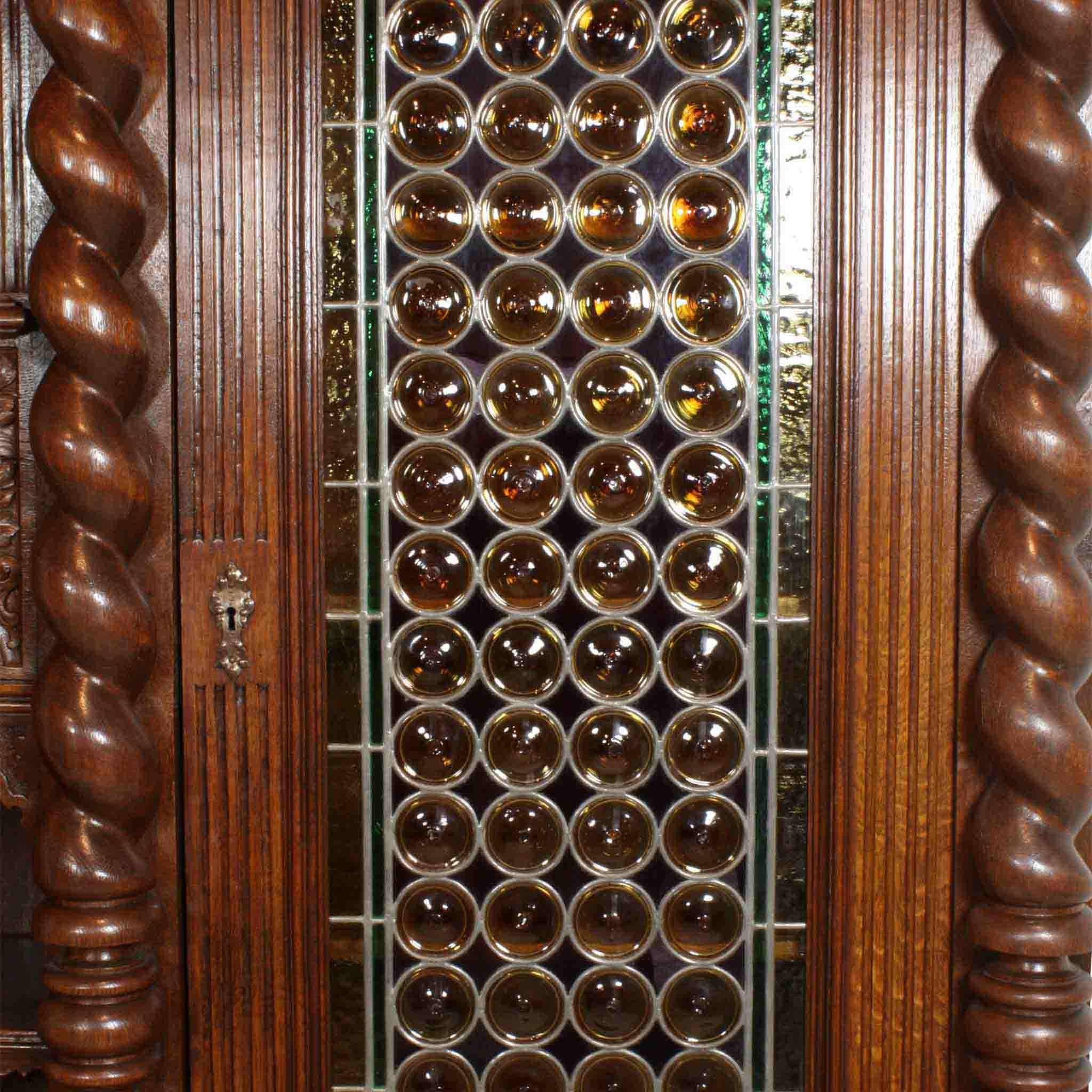 Renaissance Style Book Case with Leaded Glass Door (1stdibs) & Renaissance Style Book Case with Leaded Glass Door (1stdibs) - Ski ...