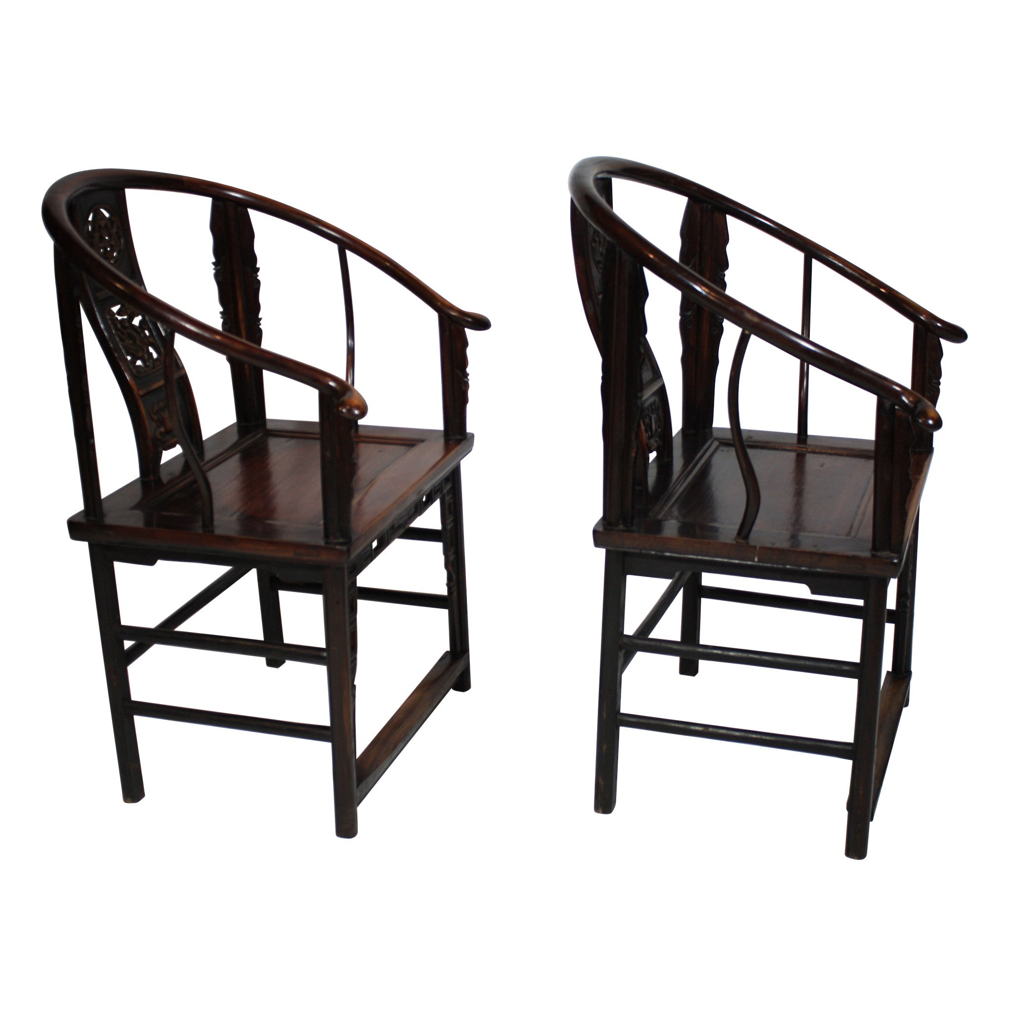 Chinese Armchairs - Set of 2