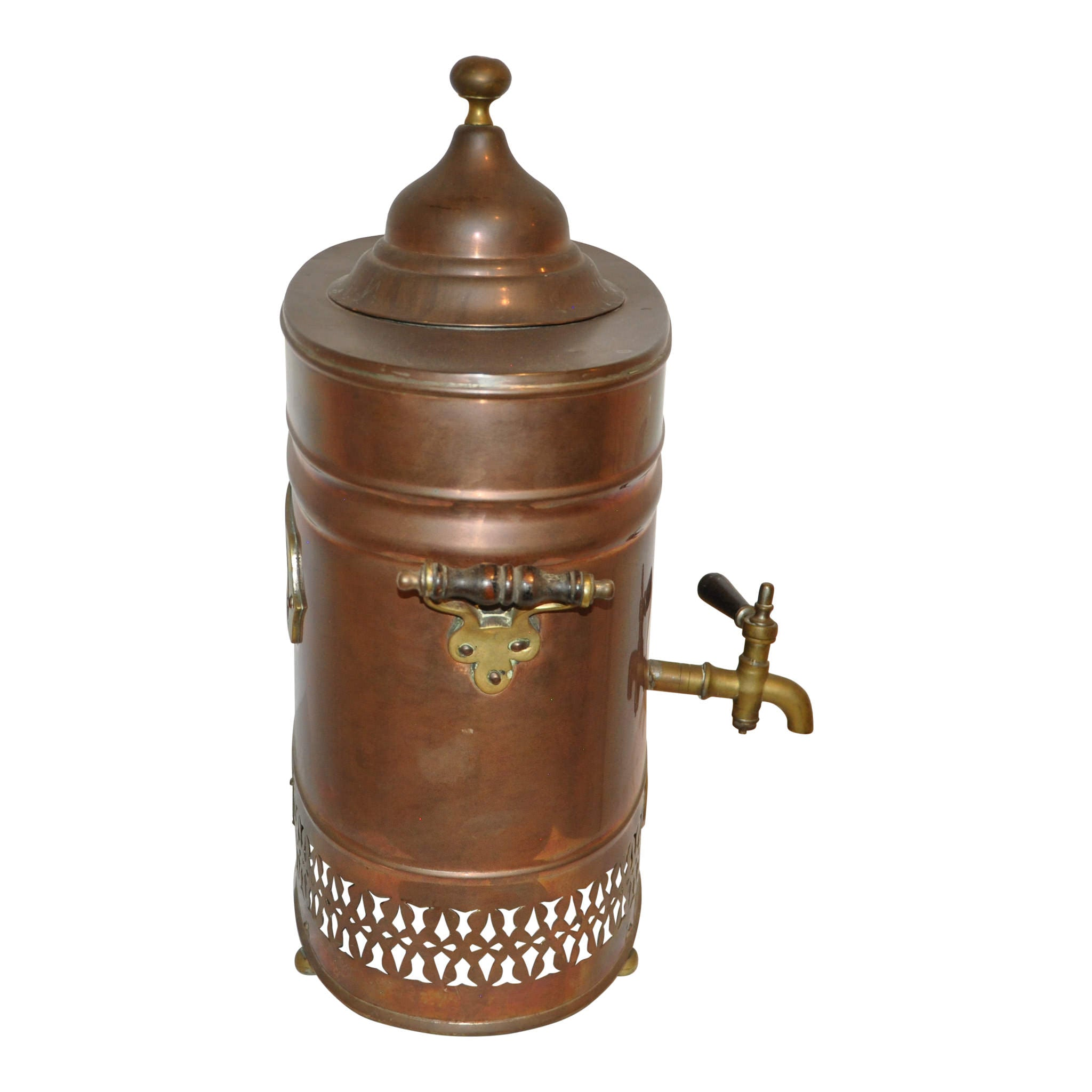 OXO Copper Hot Water Tank Dispenser