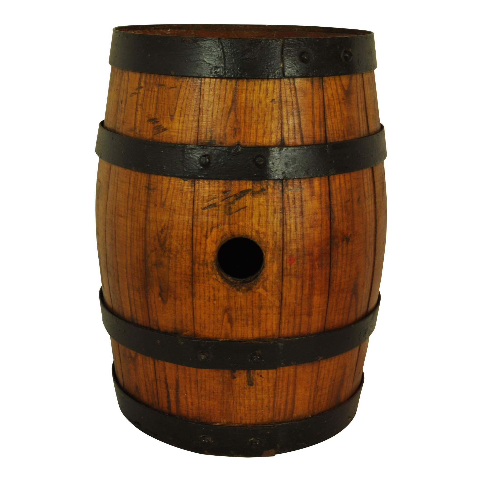 Small Wooden Wine Barrel