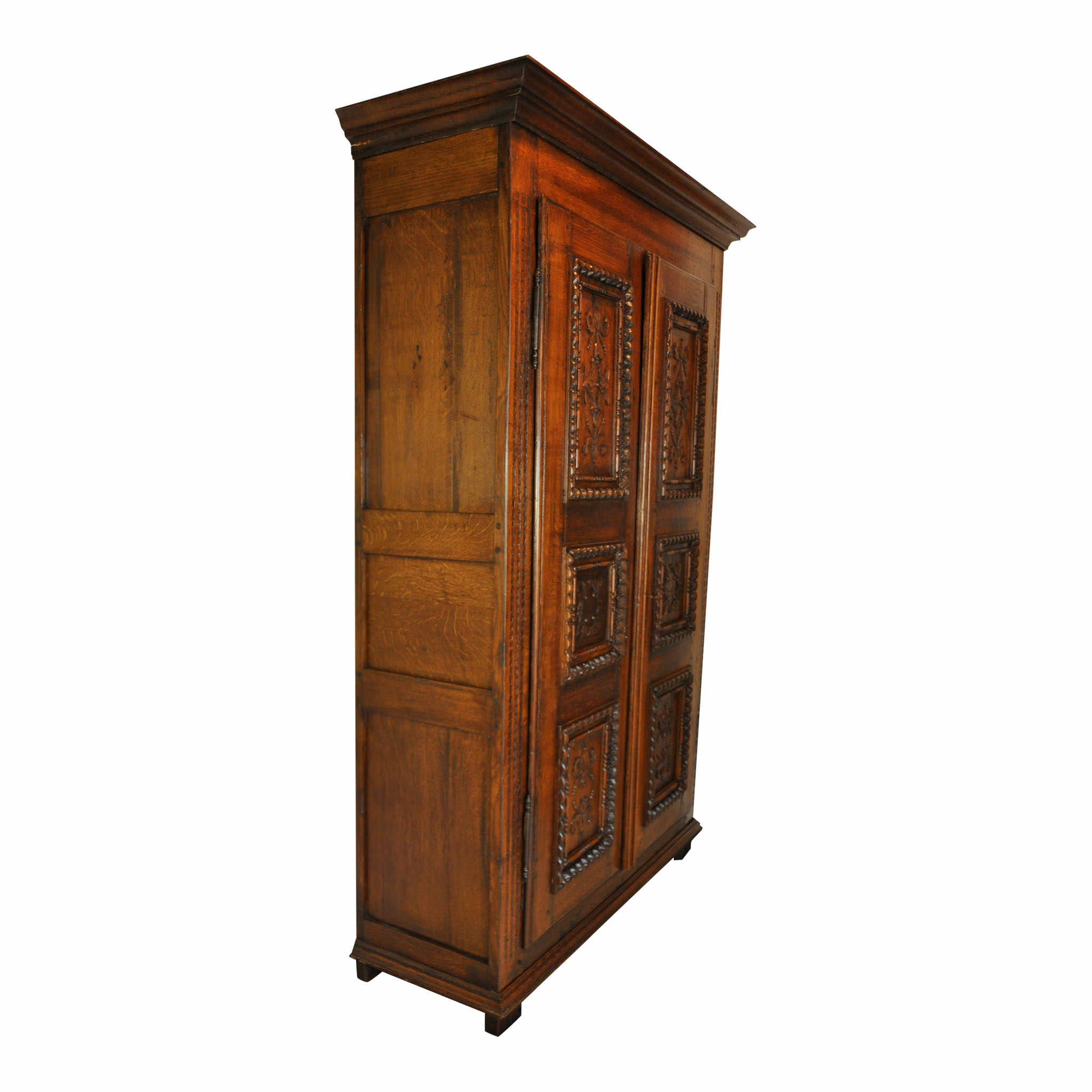 Wardrobe with Two Doors (1stdibs)