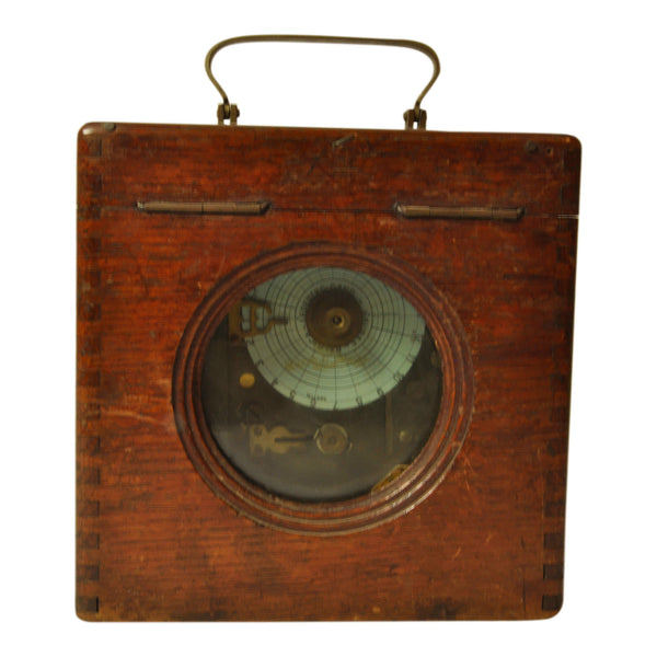 Belgica Pigeon Clock Ski Country Antiques Amp Home