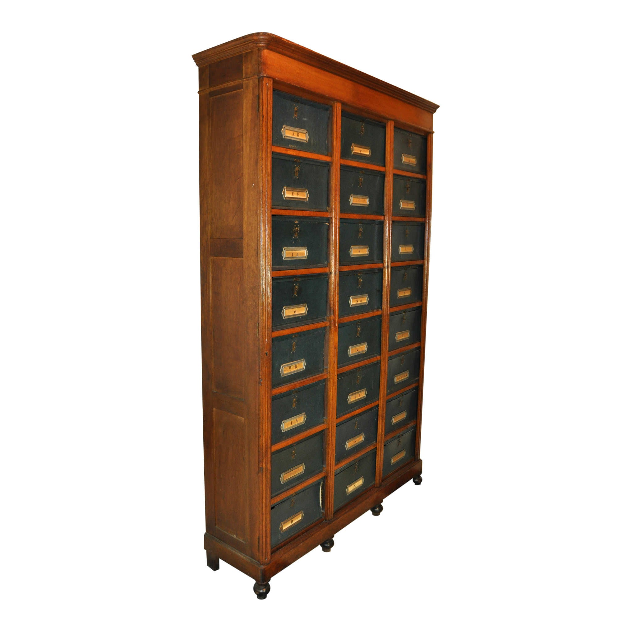 File Cabinet with Drawers (1stdibs)