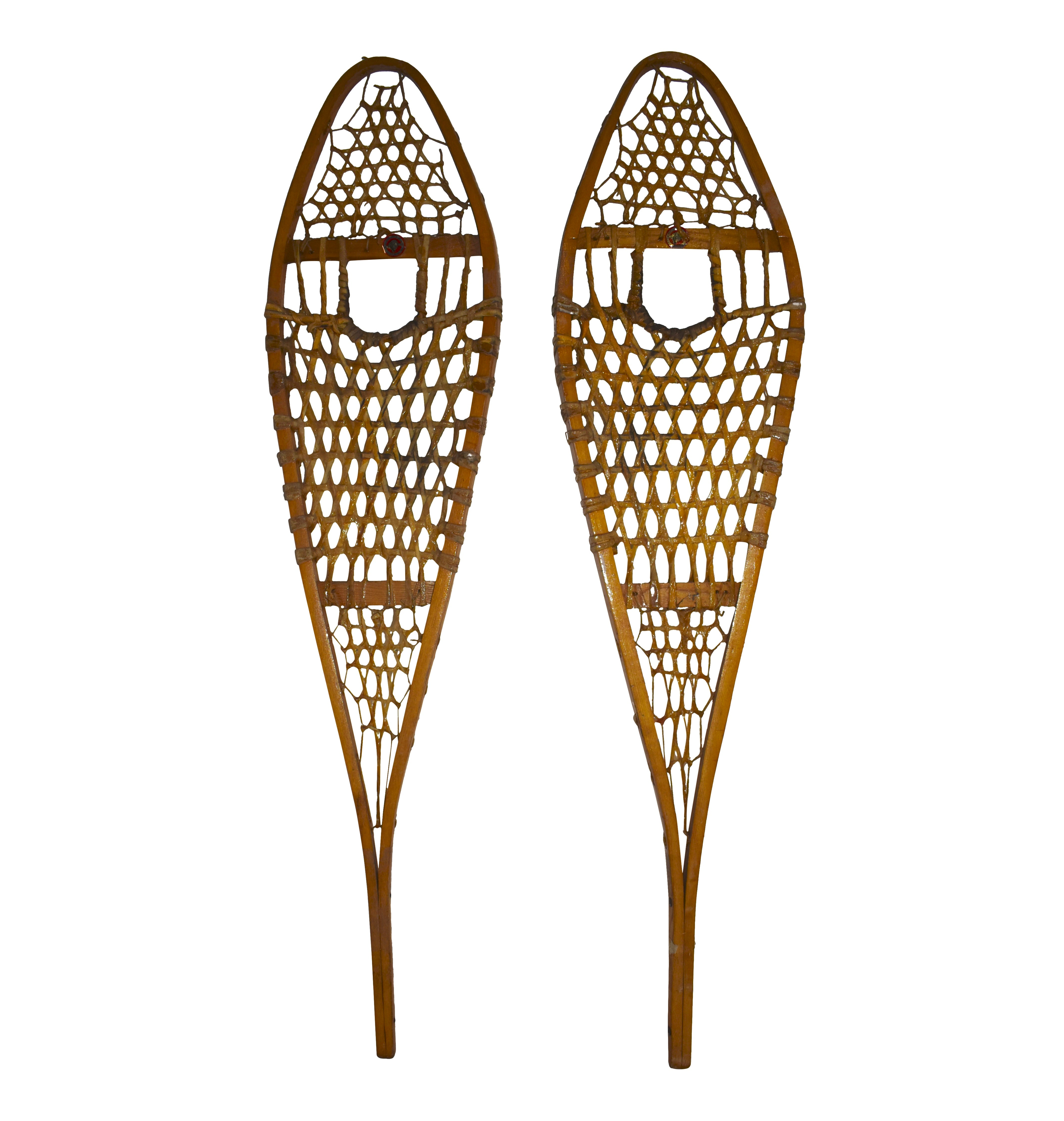 Canadian Bastien Brothers Snowshoes