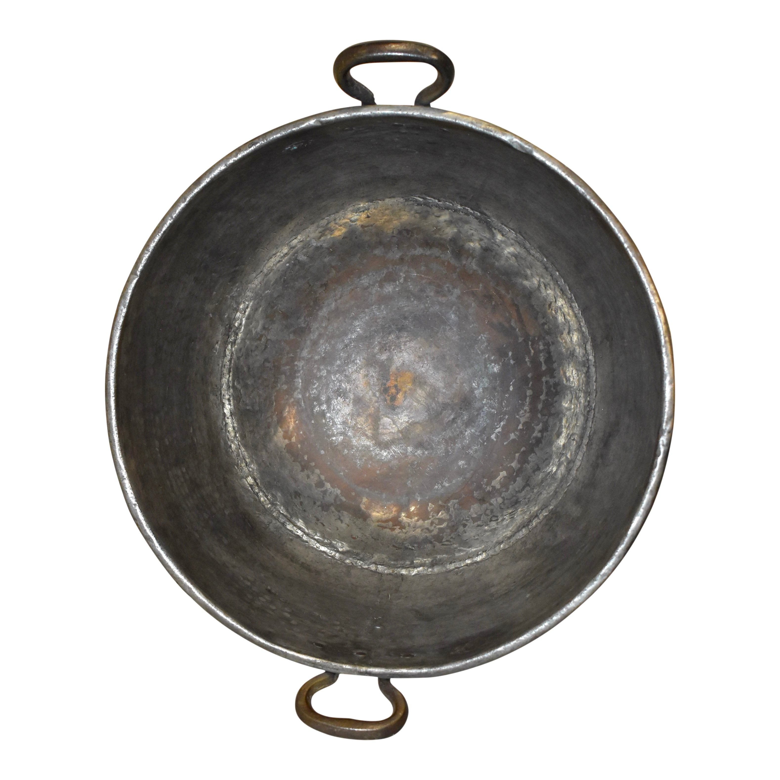 Carved Oak Writing Table