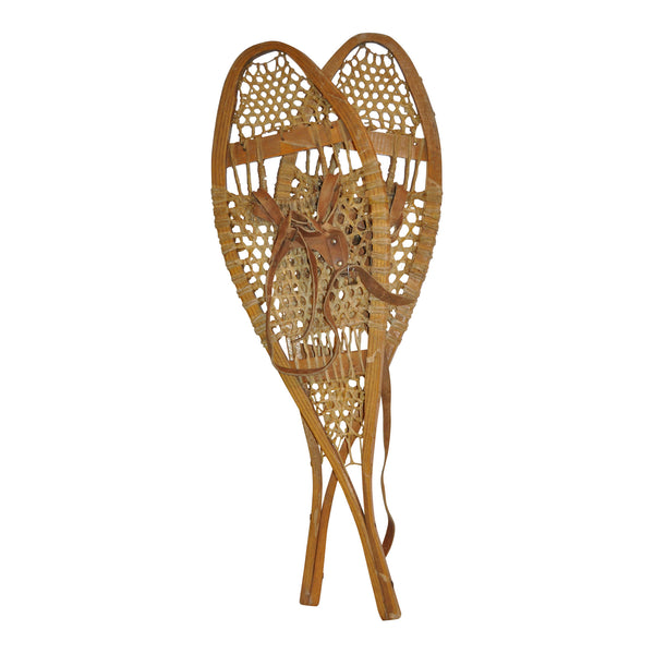 Canadian Huron Snowshoes Ski Country Antiques Amp Home