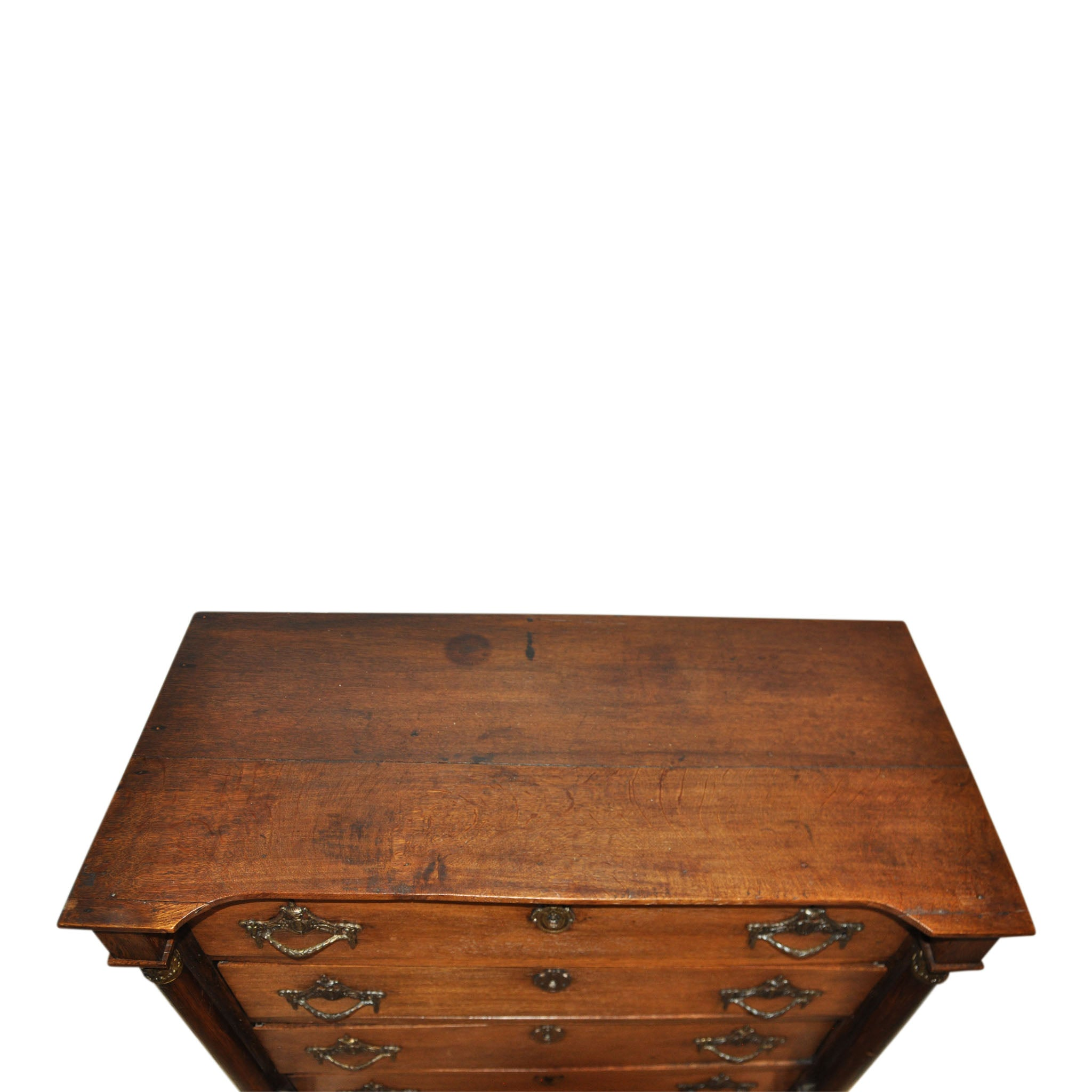 Commode with Four Drawers