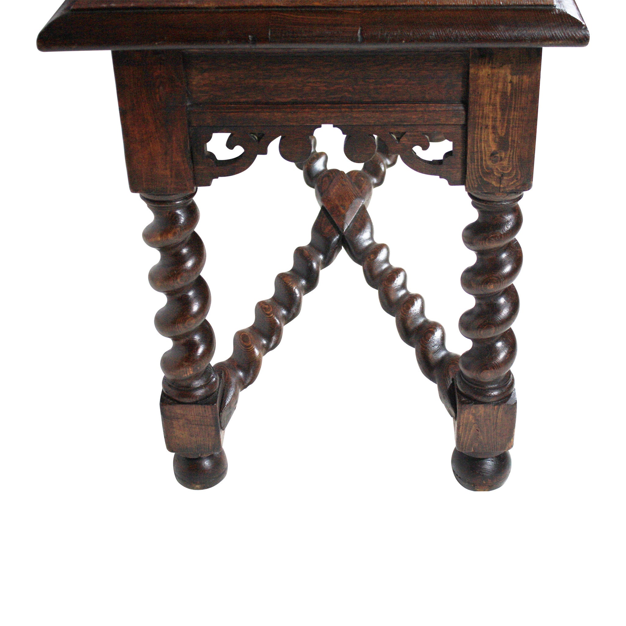 ski-country-antiques - Dutch Oak Table