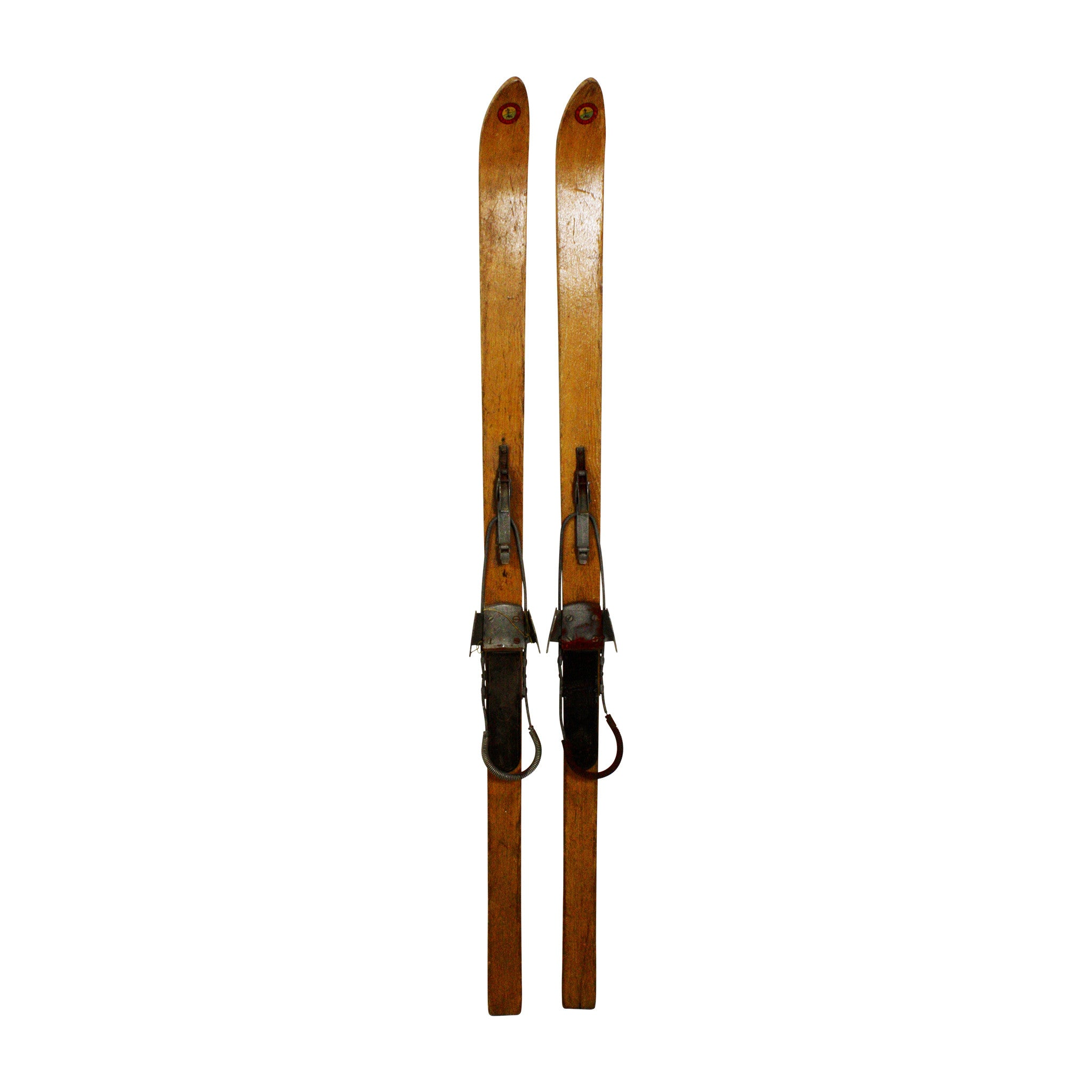 E. Schurich German Skis