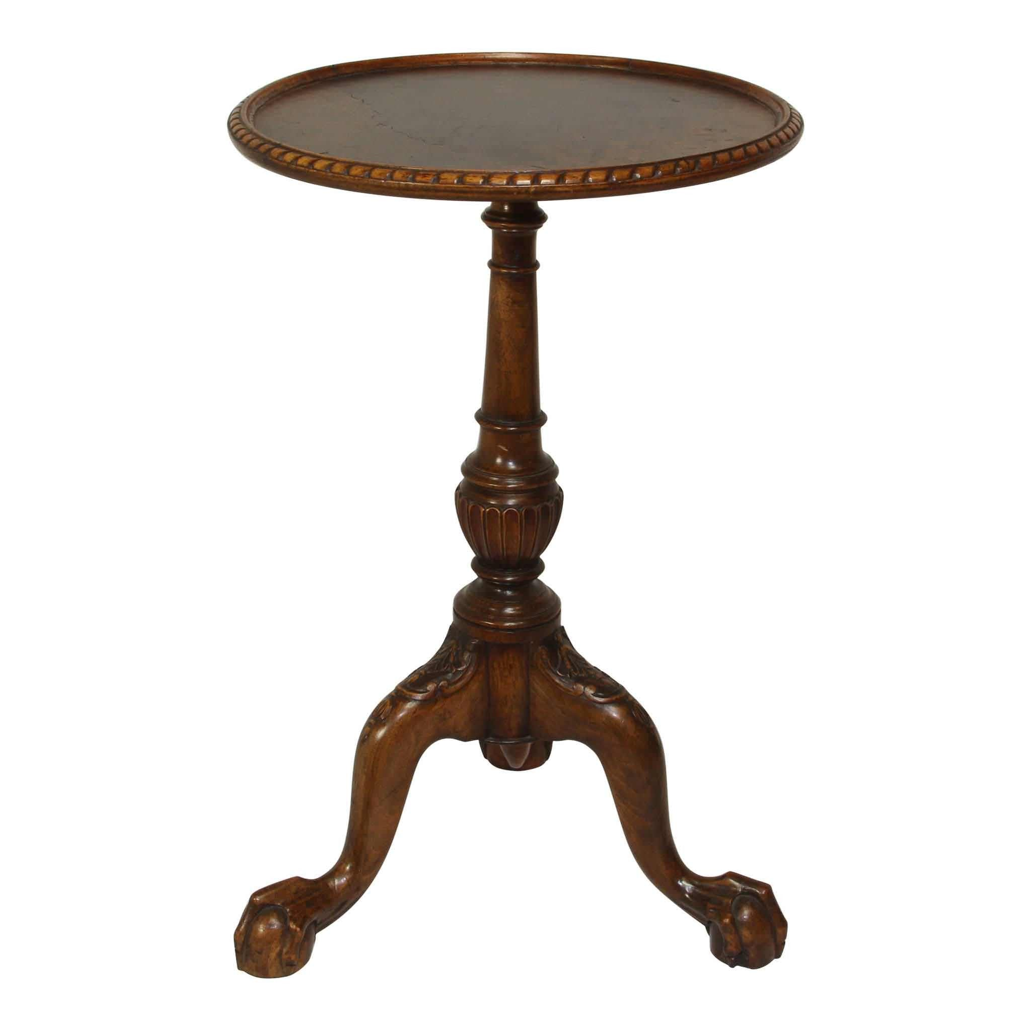 English Walnut Table