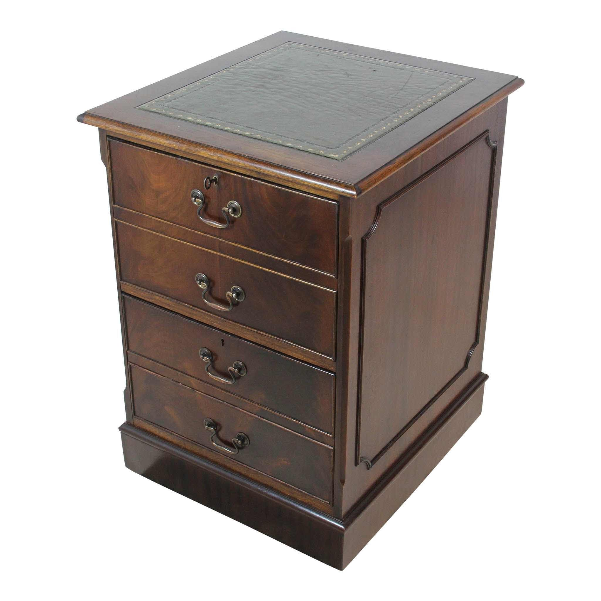 Two Drawer File Cabinet