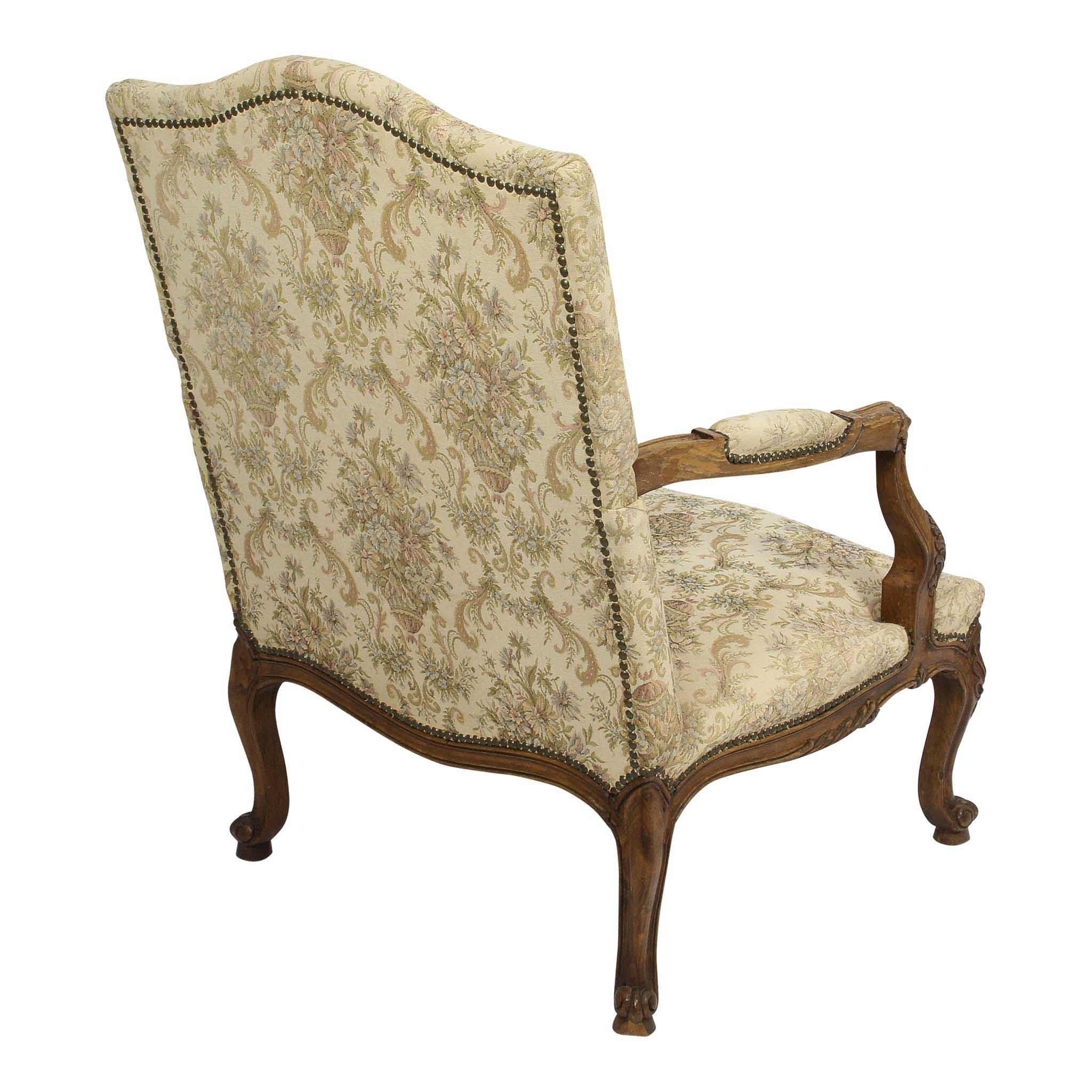 Louis XV Slipper Chairs