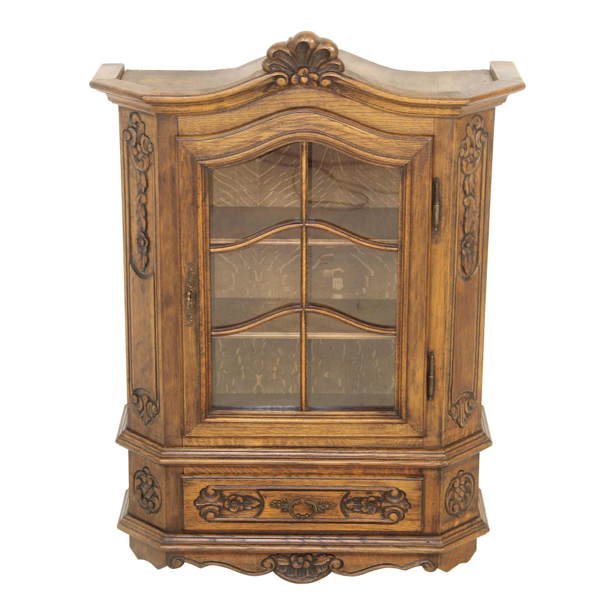 French Wall Cabinet