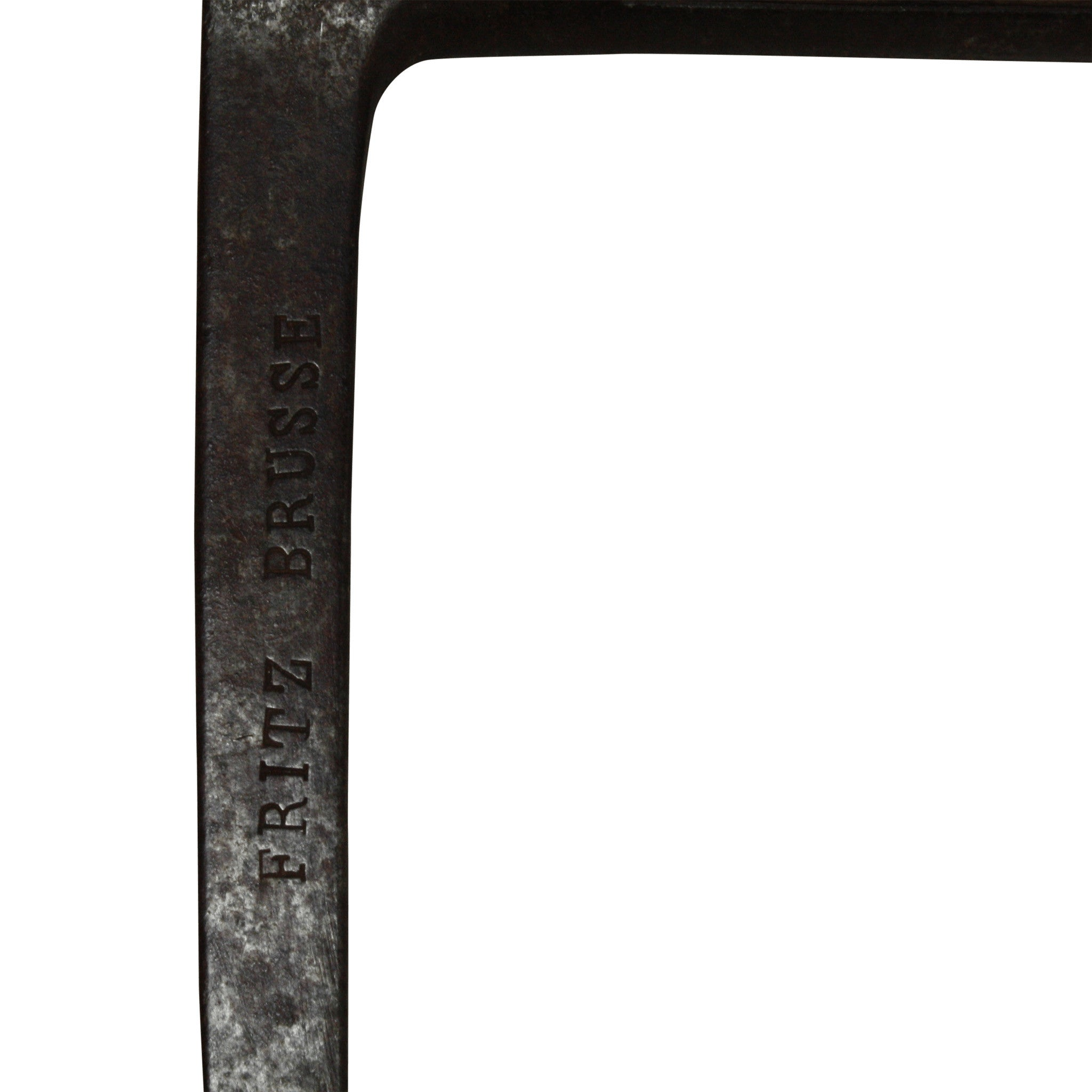 Early Anddenmatten Bros. Ice Axe