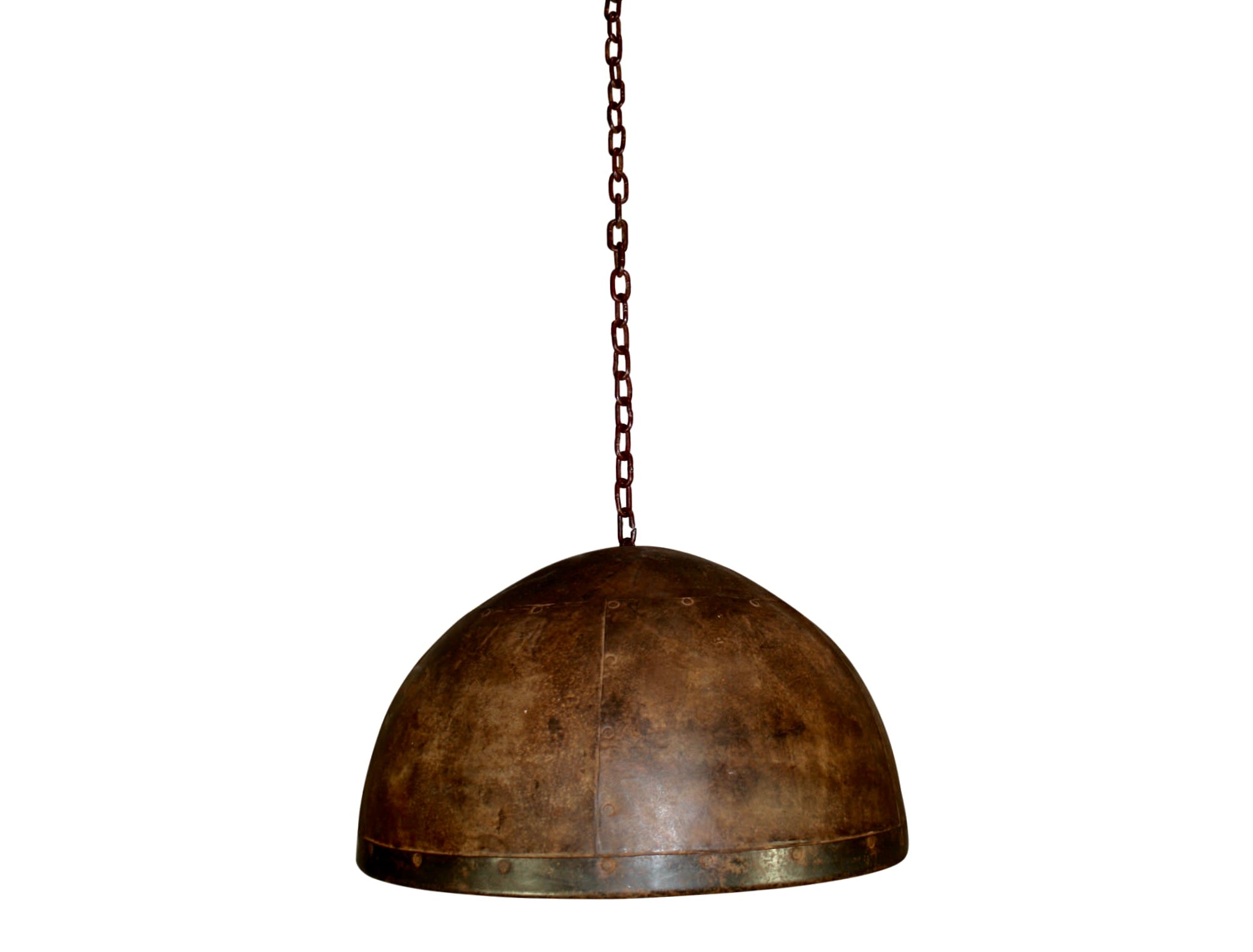 Large Industrial Pendant Shade