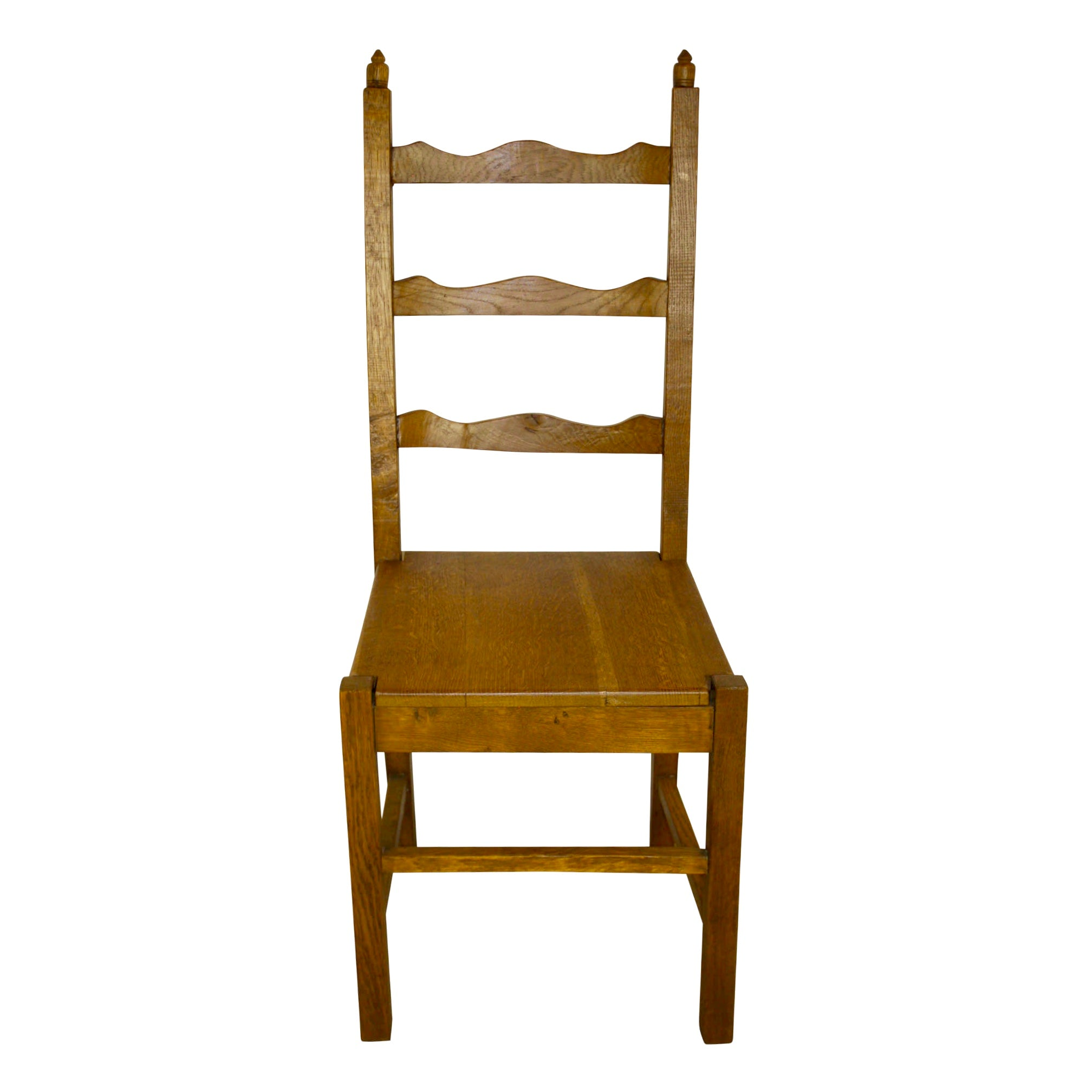 Dutch Ladderback Side Chair