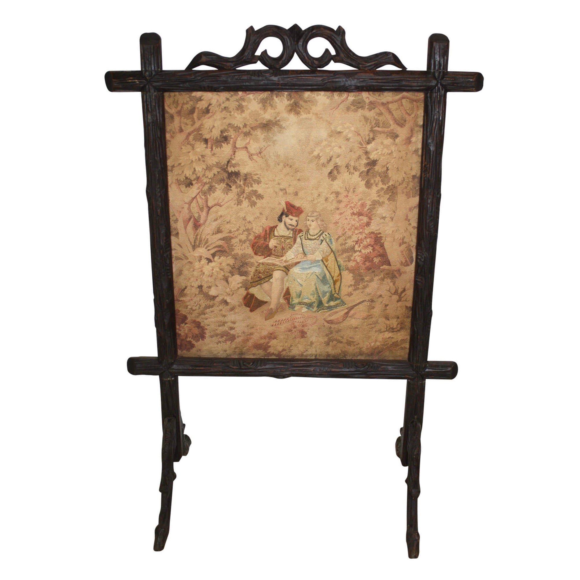 Black Forest Fireplace Screen