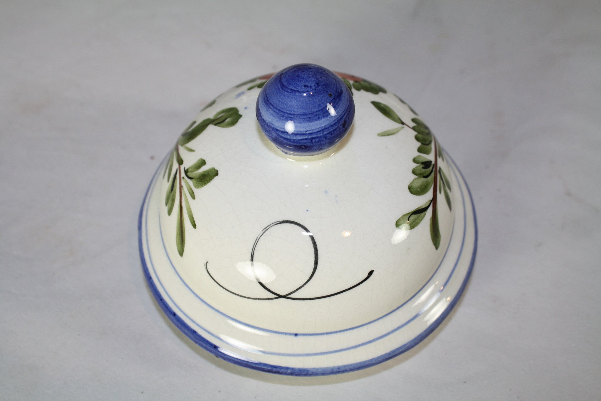 Porcelain Canister Set/5 Piece
