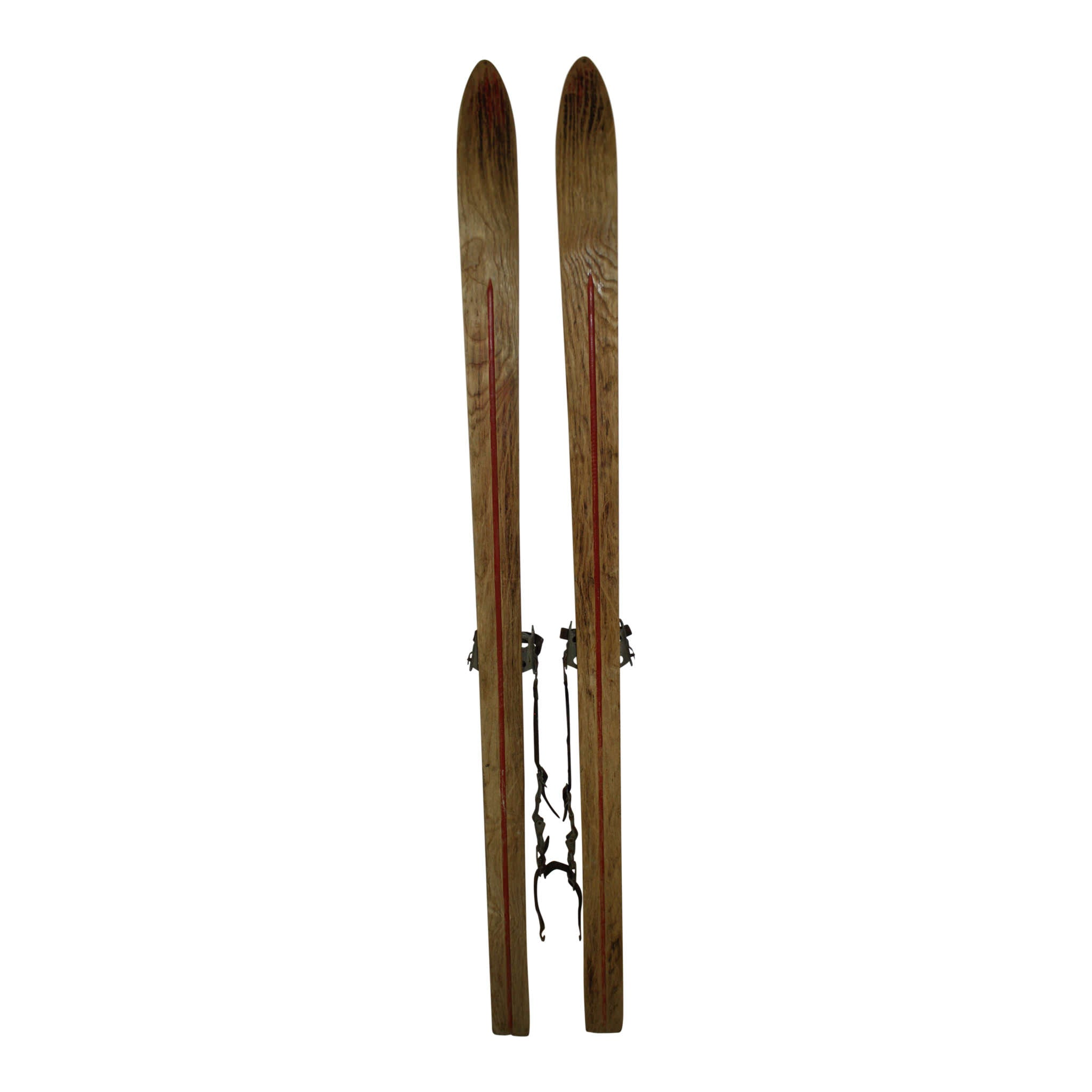 German PAX Skis with Thuringen Bindings