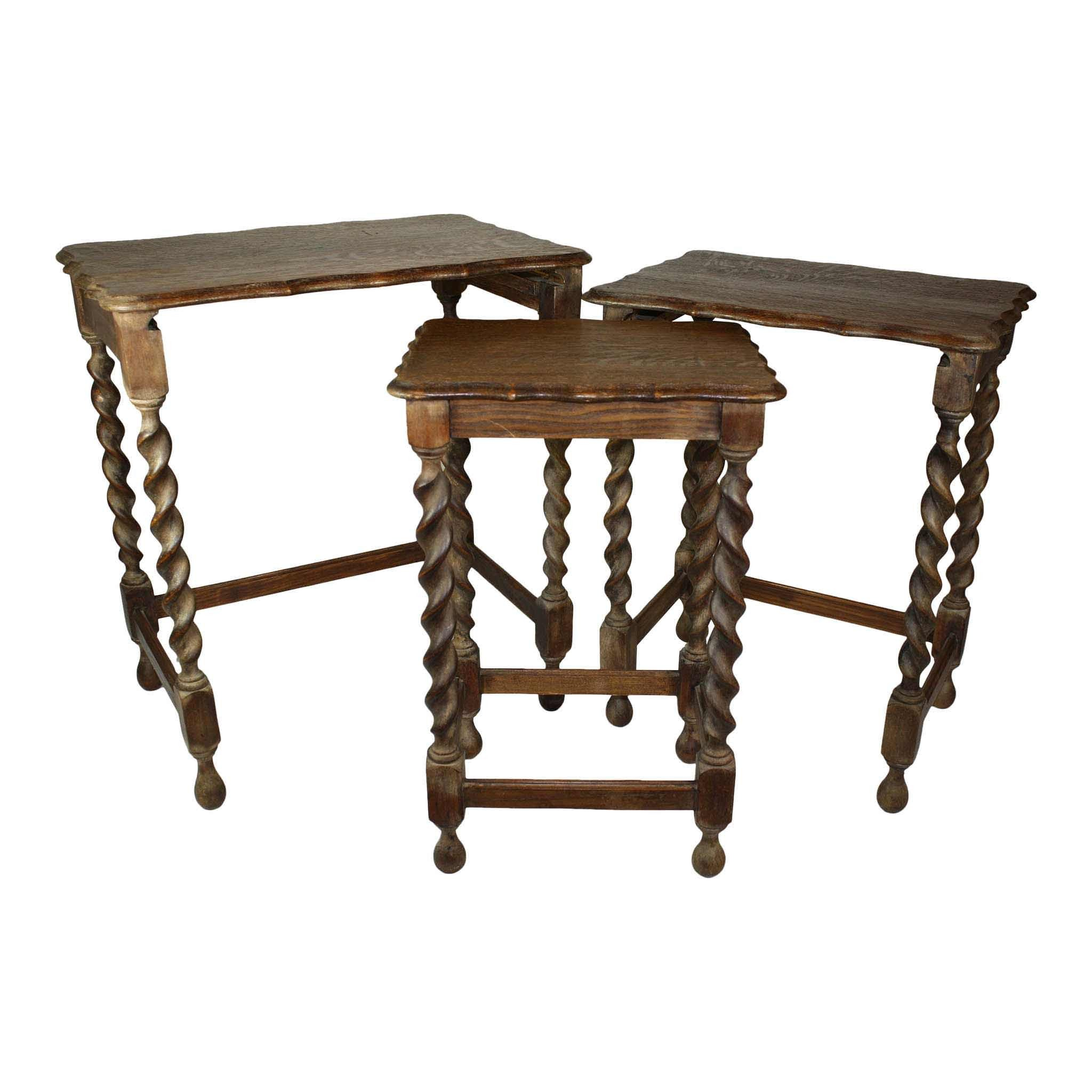 Nesting Tables Set/3
